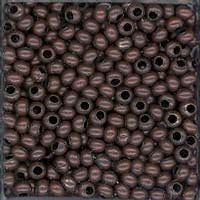 Japanese Seed Beads Size 11-Metal Bead Antique Copper (16gr tube)