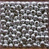 Japanese Seed Beads Size 8 Metal Beads - Zinc 16 Gram Tube