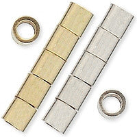 Plated - Crimps-100 pcs