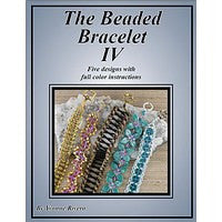 Beading Book - The Beaded Bracelet 4 - NEW ARRIVAL