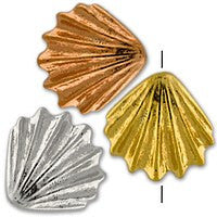 5679 - Scallop Shell 2 pcs/per pack