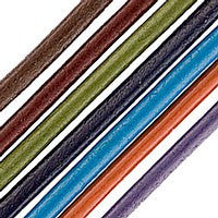 Leather Cord - 1.5mm Wide 2 Yards