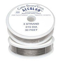 Acculon .015 - 30 Feet - 3 Strand