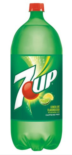 7up 2L Bottle