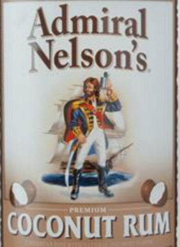 Admiral Nelson Coconut 750ml