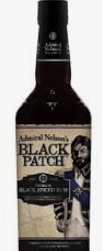 Admiral Nelson Black Patch 1.75L
