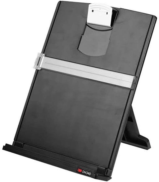 Desktop Document Holder with Adjustable Clip, Holds Letter, Legal and A4 Documents - iregalijoy.com