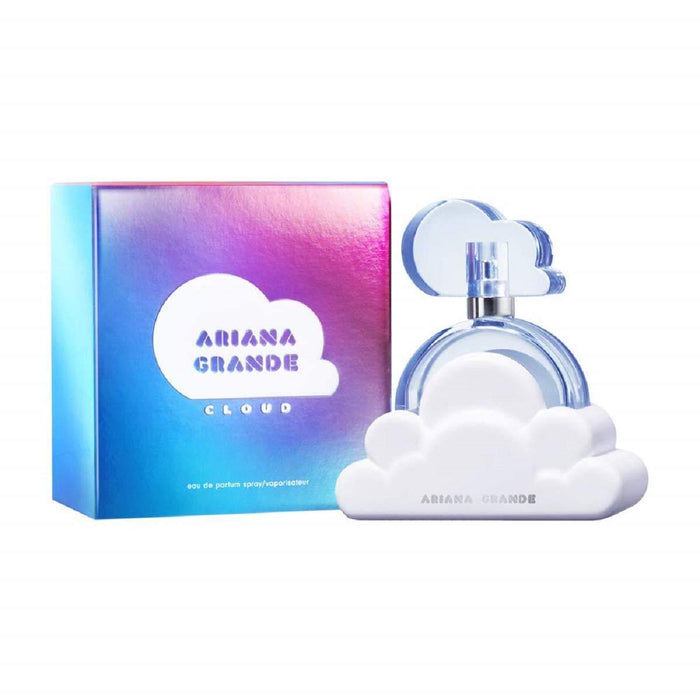 Ariana Grande Cloud Eau de Parfum Spray ,clear ,3.4 oz - iregali