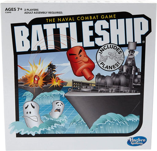 Battleship With Planes Strategy Board Game For Ages 7 and Up - iregalijoy.com