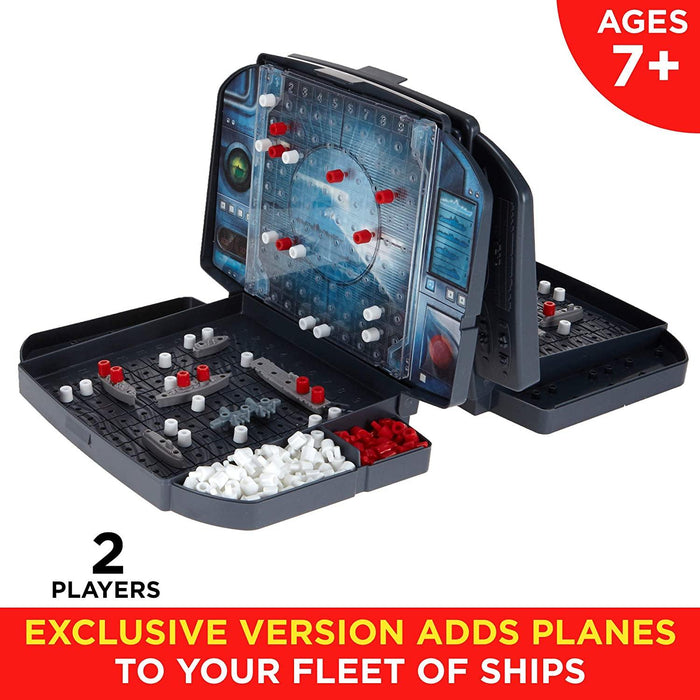 Battleship With Planes Strategy Board Game For Ages 7 and Up - iregali