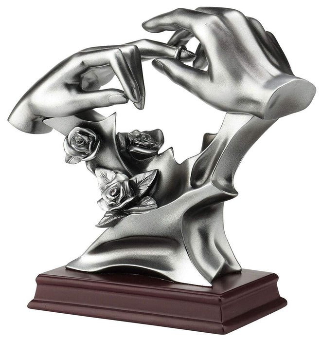 Bond of Marriage Sculpture - Perfect Wedding Anniversary Gifts - iregalijoy.com
