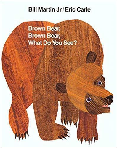 Brown Bear, Brown Bear, What Do You See? (Brown Bear and Friends) - iregalijoy.com