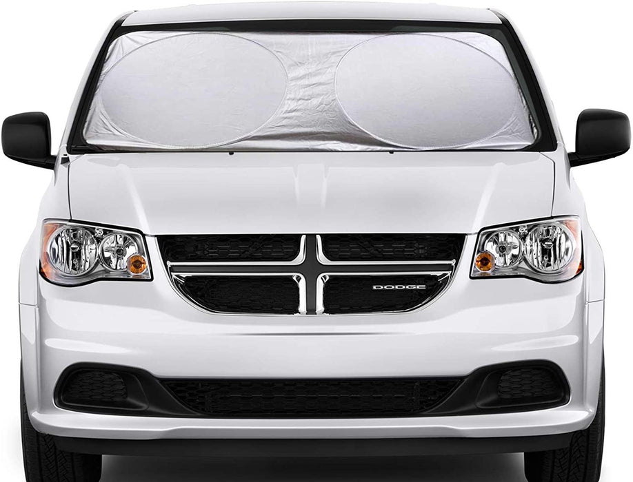 Car Windshield Sun Shade - Blocks UV Rays Sun Visor Protector, Sunshade To Keep Your Vehicle Cool - iregalijoy.com