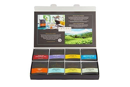Classic Tea Variety Gift Box, 48 Count - iregalijoy.com