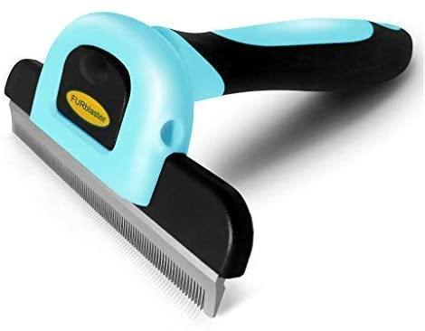 Deshedding Brush-Dog Hair & Cat Hair Shedding Tool-Effective Grooming Tool for Cats Dogs - iregalijoy.com