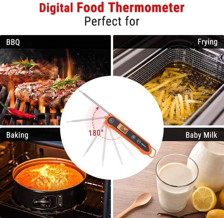 Digital Instant Read Meat Thermometer Kitchen Cooking Food Thermometer - iregalijoy.com