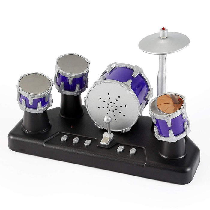 Electronic Mini Finger Drum Desktop Novelty Set - iregalijoy.com