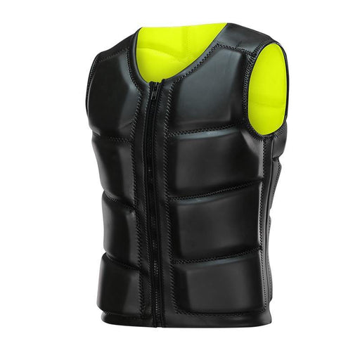 Front Zip Floating Life Vest/Jacket for Swimming Surfing Kayak Watersports Canoe Sailing Buoyancy Aid Jacket For Adults Youth - iregalijoy.com