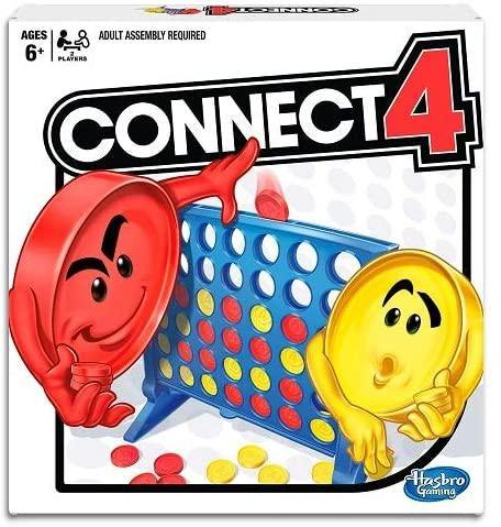 Hasbro Connect 4 Game - iregalijoy.com
