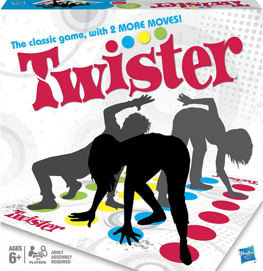Hasbro Twister Game - iregalijoy.com