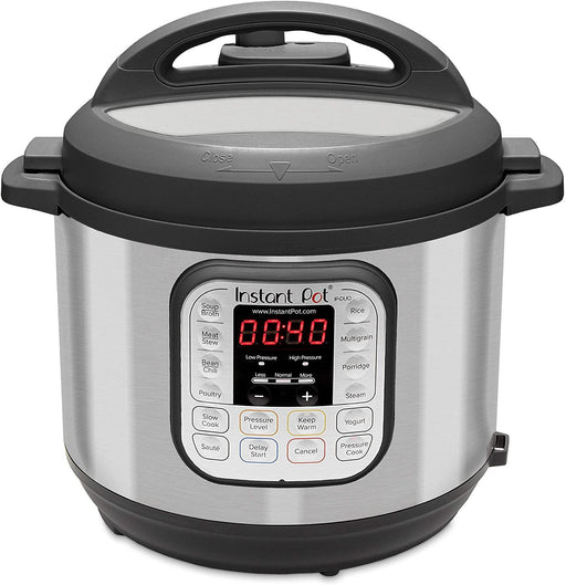 Instant Pot Duo 7-in-1 Electric Pressure Cooker, Sterilizer, Slow Cooker, Rice Cooker, Steamer, Saute, Yogurt Maker, and Warmer 6 quart - iregalijoy.com