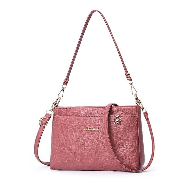 Luxury Handbags Designer Flower Print Bags Famous Brand Women Bags 2020 Fashion Shoulder Bag for Women Multifunction Totes Sac - iregalijoy.com
