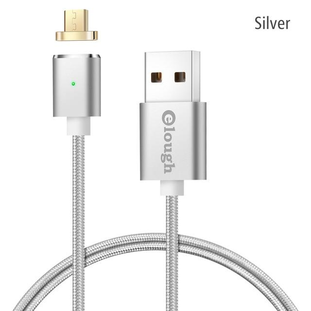 Magnetic Charger Micro USB Cable For Xiaomi Huawei Android Mobile Phone Fast Charging Magnet Microusb Data Cable Wire - iregalijoy.com