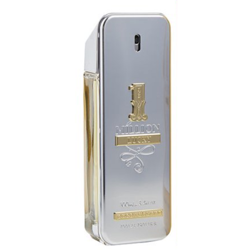 Paco Rabanne 1 Million Lucky Eau De Toilette Spray, Cologne for Men, 3.4 Oz - iregalijoy.com