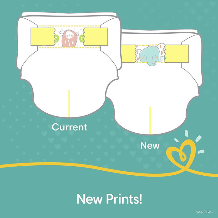 Pampers Swaddlers Disposable Baby Diapers, ONE MONTH SUPPLY - iregalijoy.com