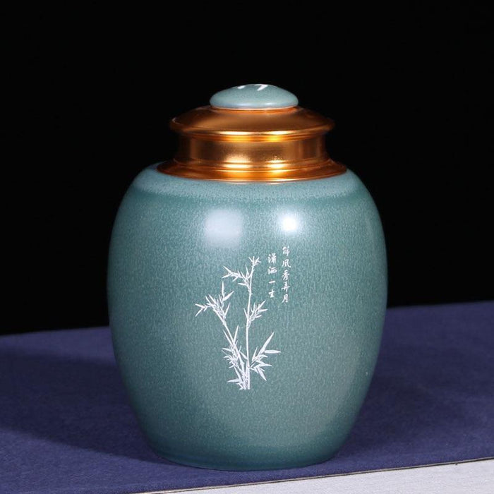 Pet urn Funeral Urn Cremation Urns For Human Ashes Adult Large Pet for Burial Urns At Home Or In Niche At Columbarium - iregalijoy.com