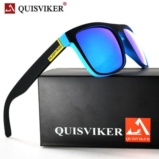 QUISVIKER Brand New Polarized Glasses Men Women Fishing Glasses Sun Goggles Camping Hiking Driving Eyewear Sport Sunglasses - iregalijoy.com