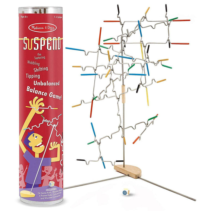 Suspend Family Game, Classic Games, Exciting Balancing Game, Develops Hand-Eye Coordination - iregalijoy.com