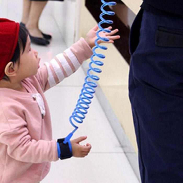Toddler Baby Kids Safety Harness Cut Continuously Child Leash Anti Lost Wrist Link Traction Rope 2019 New hot - iregalijoy.com