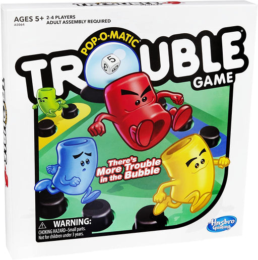Trouble Game - iregalijoy.com