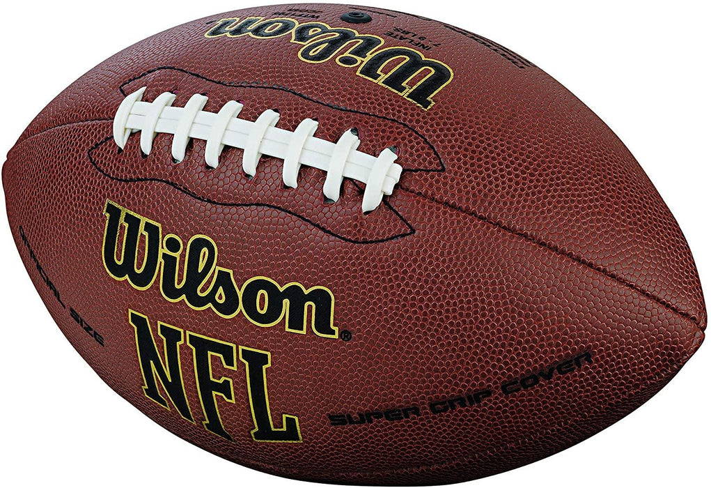 Wilson NFL Super Grip Football - iregalijoy.com
