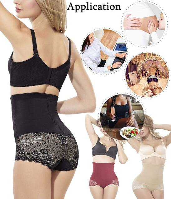 Women Body Shaper High Waist Buttom Lifter Tummy Control Panty Slim Waist Trainer - iregalijoy.com