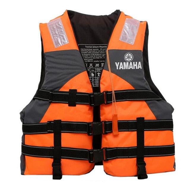 yamaha women life vest adult Outdoor rafting life vest Chaleco salvavidas swimming life jacket - iregalijoy.com