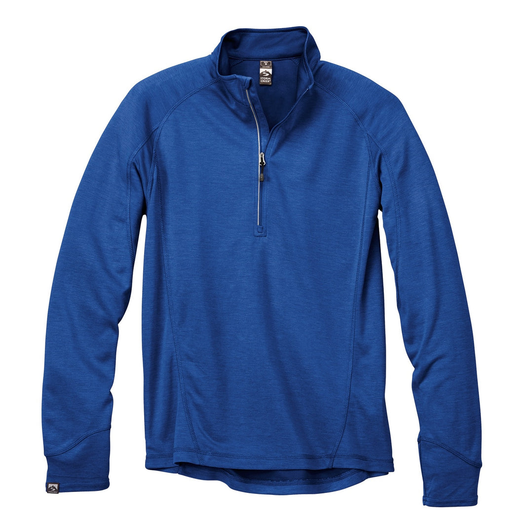 Men's Storm Creek Bamboo Pullover