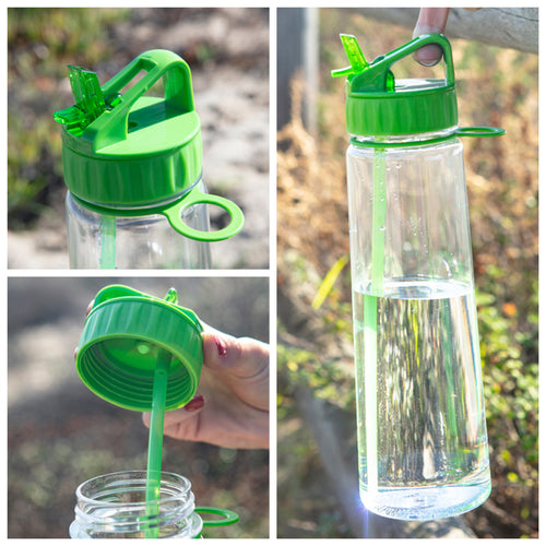 H2Go Angle Water Bottle <br>30 oz.