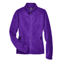 Load image into Gallery viewer, Ladies' Ash City Journey <br>Fleece Jacket