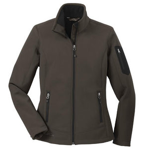 Ladies' Eddie Bauer Rugged Ripstop Softshell Jacket