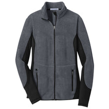 Load image into Gallery viewer, Ladies' Port Authority R-Tek Fleece Jacket