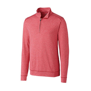 Men's Big & Tall Cutter & Buck Shoreline Half Zip