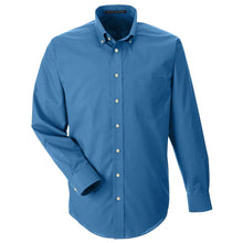 Load image into Gallery viewer, Men's Tall Devon & Jones <br>Crown Coll. Broadcloth Shirt