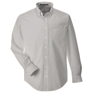 Men's Devon & Jones <br>Crown Coll. Broadcloth Shirt