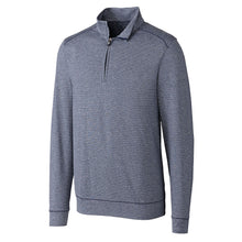 Load image into Gallery viewer, Men's Big & Tall Cutter & Buck Shoreline Half Zip