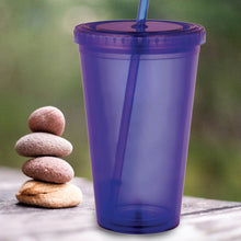 Load image into Gallery viewer, Sedici Tumbler <br>16 oz.