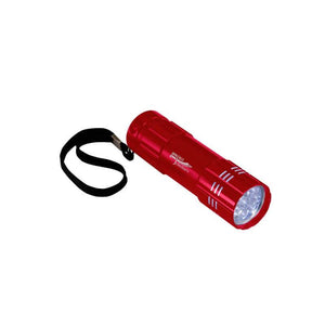 Torch Flashlight-Red