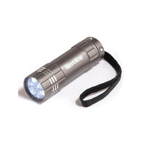 Torch Flashlight-Silver