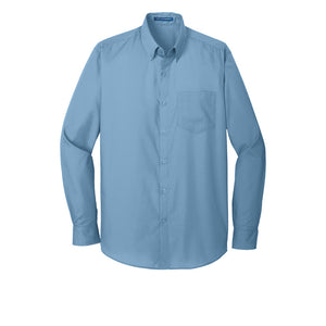 Men's Port Authority <br>Carefree Poplin Shirt